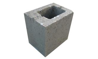 HALF BLOCK 140x190x190